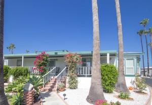 7131 Santa Barbara - Front Steps